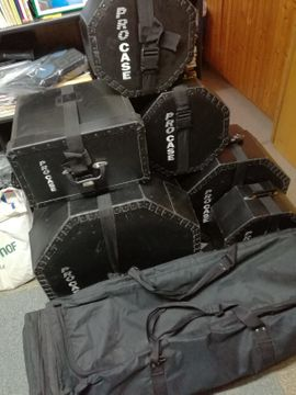 DW PDP Pacific zu verkaufen: Kleinanzeigen aus Denkendorf - Rubrik Drums, Percussion, Orff