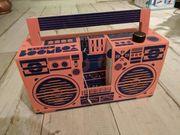 Original Berlin Boombox Lautsprecher Ghettoblaster