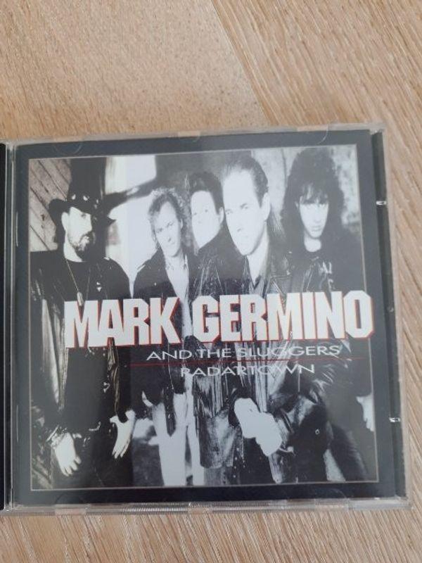 MARK GERMINO AND THE SLUGGERS