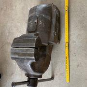 Gebrauchter Schraubstock ZAG125 27 5