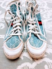 Gucci Sommer High Top Sneaker