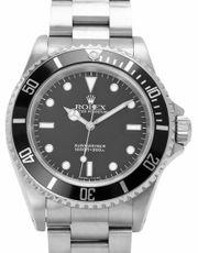 Rolex Submariner 14060 Stahl Automatik