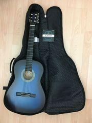 Kindergitarre C15 Blau