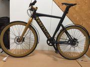 KRAFTSTOFF Fahrrad Fitness City Bike