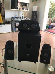 logithech Surround Sound Speakers Z506