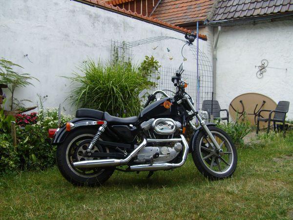 Harley-Davidson Sportster 1200 aus 1