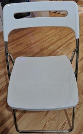 IKEA Klappstuhl bzw Stuhl: Kleinanzeigen aus Erlangen Zentrum - Rubrik IKEA-Möbel