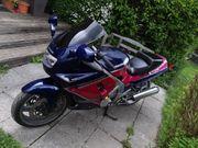 Kawasaki ZX 500c an Bastler