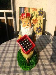Gartenzwerg Theo aus der König
