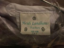 Kinderbekleidung - Mädchen Tracht Heidi