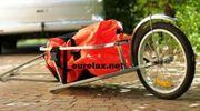 Fahrradanhänger Gepäckanhänger Transportanhänger Tasche NEU
