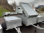 PKW-Anhänger Neu Aluminium