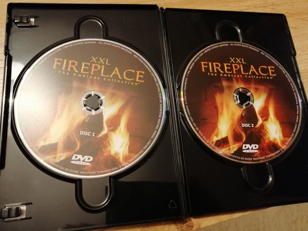 DVD KAMIN FEUER
