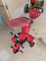 Dreirad inkl mit klein kind