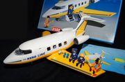 Flugzeug Playmobil 3185