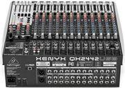 Behringer XENYX X2442 USB Erstbesitzer