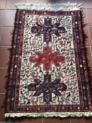 Sehr dekorativer polnischer Wandteppich