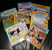 7 Kinder Bücher Puzzlebuch
