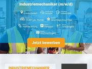 Industriemechaniker m w x