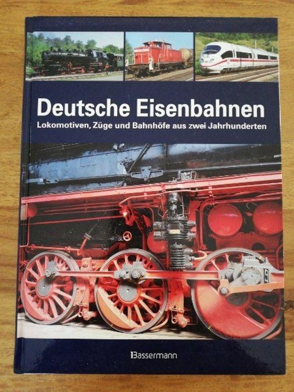 Deutsche Eisenbahnen - Mannheim Seckenheim - Deutsche Eisenbahnen - Lokomotiven, Züge und Bahnhöfe aus zwei Jahrhunderten, 223 Seiten, sehr guter Zustand - Mannheim Seckenheim