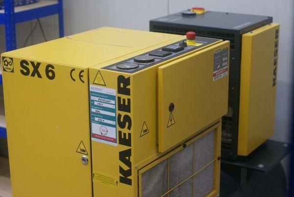 KAESER Schraubenkompressor Aircenter classic SX6-TAH6-280
