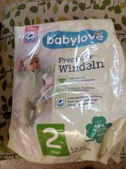 Babylove Windeln Größe 2