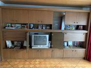 Schrankwand Polstergarnitur Einbauküche