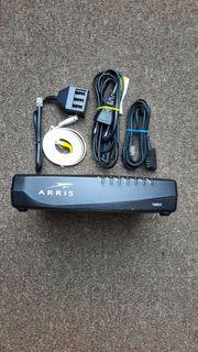 Kabelmodem Arris Touchstone TM822S DOCSIS