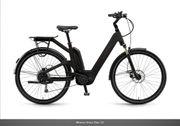 City-Mountainbike vollgefedert Pedelec Winora Staiger