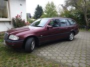 Aubergine Mercedes C180 W202