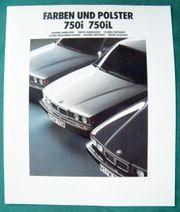 BMW 7er E32 E-32 750i
