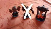 Skylander Figuren KnockoutTerrafin Swap Force