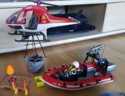 Playmobil Feuerwehr Hubschrauber