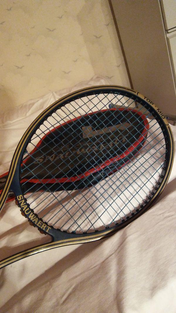 Tennisschläger Snauewaert