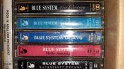 Original gebrauchte Musikkassetten