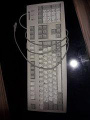 Tastatur und Mäuse