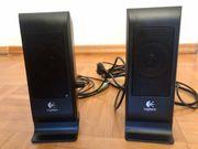 Logitech PC-Boxen Lautsprecher Stereo-Boxen