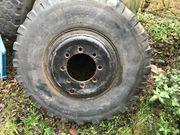 Unimog Räder Reifen Traktor Radlader