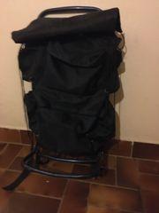 Trekking- Expeditionsrucksack mit Alugestell