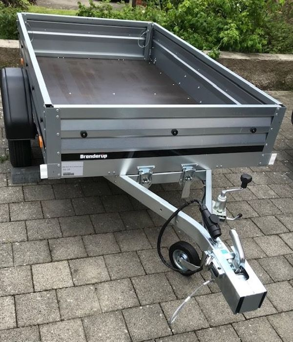WTF-Anhängerverleih Anhänger 750kg kippbar