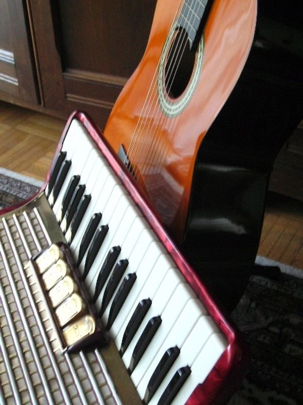 Suche gleichgesinnte Hobby-Musiker