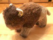 STEIFF-Tier Büffel 30 Jahre alt