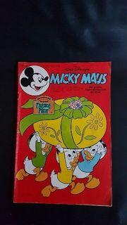 Micky Maus Heft 1979