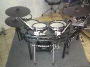 Roland TD15 E-Drum mit V