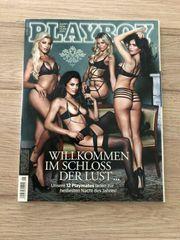 Playboy Magazin Premium Cover ausklappbar