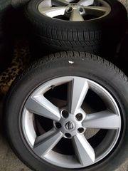 Ganzjahres-Komplett-Reifen für Nissan Qashqai 215