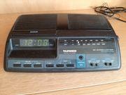 Radiowecker Telefunken voll funktionsfähig