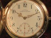 Taschenuhr J ASSMANN 585 Gold