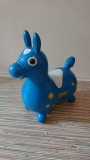 Rody Hüpfpferd blau gebraucht