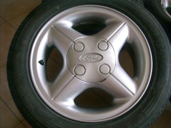 Alu Felgen Ford Fiesta 4